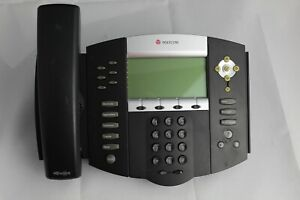 Lot 5 Polycom Soundpoint Ip 650 Hd Voice Desktop Office Business Phones