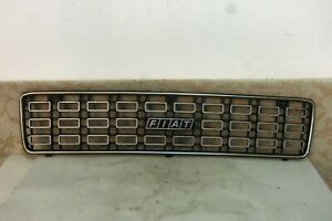Nos Classic Fiat 127 Special 1974 76 Front Center Plastic Grille