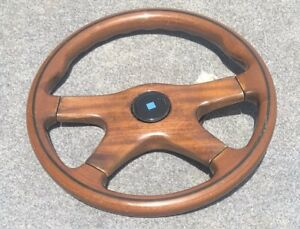 Nardi Nd Wood Steering Wheel 14 Inch Made In Italy Mercedes Bmw Vw Audi Gm