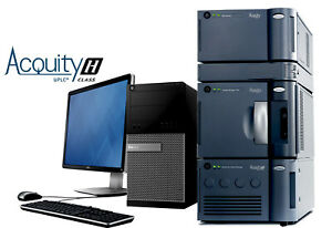 Waters Acquity Uplc H class System