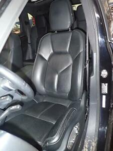 11 12 13 14 Cayenne Left Front Seat Leather Bucket Heated Memory Black Ma
