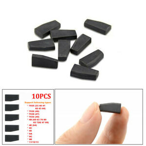 10pc Vvdi Key Tool Mini Super Chip Transponder Xt27a01 Xt27a66 Xt27c75 For Honda