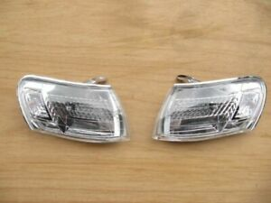 Fit For Toyota Corolla 93 97 Ae100 Indicators Parking Lights Corner Lamp Crystal