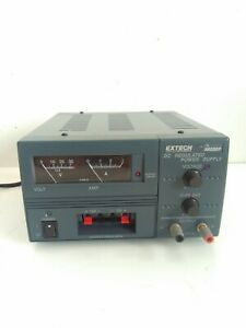 Extech 382203 Dc Power Supply Working Tested ct588