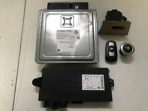2006 Bmw 325i 330xi E90 3 0l Engine Computer Set Ecu Ecm Dme 7 561 817