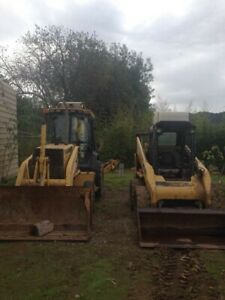 Two Very Solid Units Major Service On Both Last Year And Ready Too Work Now