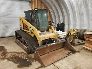 Bobcat 873 Skid Steer Loader