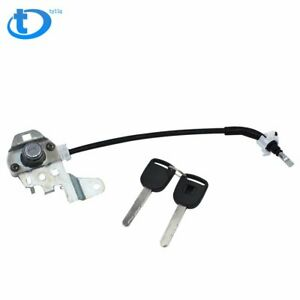 Left Driver Door Lock Cylinder Cable 72185 Sna A01 For Civic 2006 2011 4 Doors
