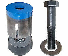 Bolted Floor Anchor Pots With 1 Or 1 1 4 Grade 80 Bolt 10 Ton Made In Usa