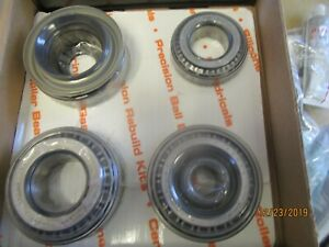 Dodge Chevy Gm Dana 80 Rearend Basic Timken Bearing Kit
