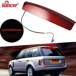 Third 3rd Brake Light For 02 12 Land Rover Range Rover L322 High Mounted Stop Tt