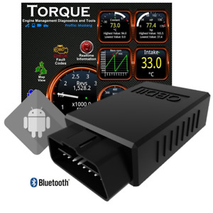 Torque Android Bluetooth Obd2 Diagnose Car Auto Diagnostic Code Scanner Reader