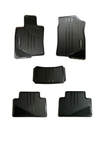 Set Of All Weather Oem Honda Civic 2016 2020 Floor Mats