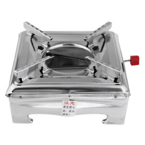 Outdoor Alcohol Stove Burner Spirit Furnace For Backpacking Camping Fishing