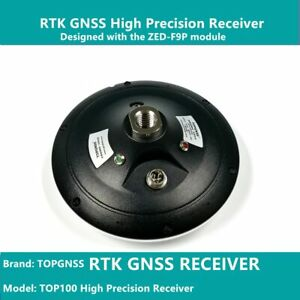 With Zed f9p F9 Module Rtk High precision Gnss Receiver Base Station And Rove