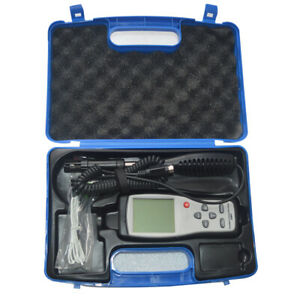 Digital Temperature And Humidity Meter Measuring Instrument As847 High precision