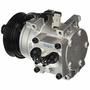Four Seasons 68340 A c Compressor With Clutch And Specific Electrical Connector