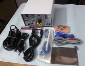 Electro Cautery Unit Electro Surgical Generator 2 Mhz With High Frequency Model