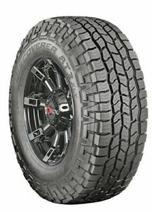 4 New Cooper Discoverer A t3 Xlt All Terrain Tire Lt285 75r17 Lt285 75 17 10pr