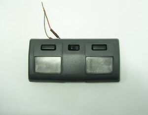 86 92 Toyota Supra Map Dome Light Lamp Switch Assembly Gray