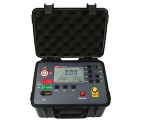 Uni t Ut515a High Voltage Insulation Resistance Tester