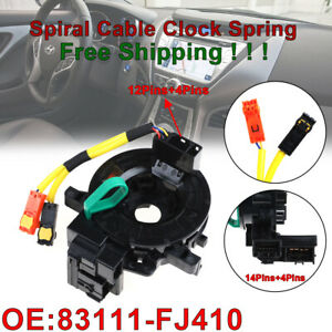 83111 fj410 New Clock Spring Spiral Cable For Subaru Impreza 2 0