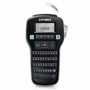 Dymo Labelmanager 160 Handheld Label Maker 1790415