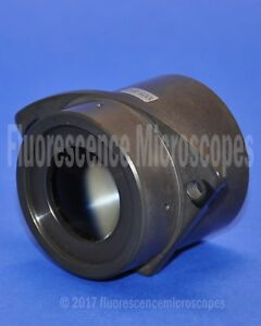 Zeiss Optovar 1 6x Magnification Changer For Axiovert 200 Inverted Microscope