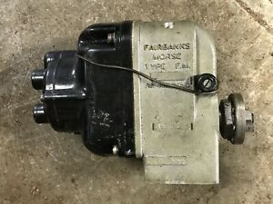 Fairbanks Morse Type Fm Untested See Pictures