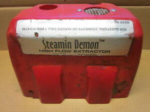 Steamin Demon Carpet Extractor Used Cover As Pictured Ships Out Fast W tracking