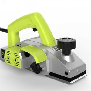 Handheld Electric Wood Planer 1020w Powerful Woodworking Power Tools 220v An