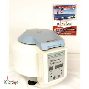 Thermo Iec Centra Cl 2 Benchtop Centrifuge With 236 rotors 4