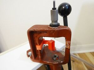 Upgrade your Hornady Classic Reloading press with a Upgraded Primer Catcher $18.00