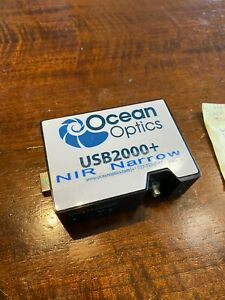 Ocean Optics Usb2000 Nir Spectrometer 720 980 Nm W collimation Lens No Slit