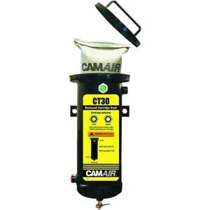 Devilbiss 130500 Camair Ct30 Series Wall Mounted Desiccant Air Dryer Filter Sys