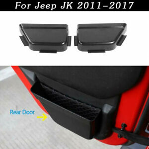 Storage Box For Jeep Wrangler Jk 2011 2017 Abs Interior Parts Portable