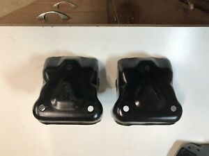 Oem Small Block Chevy V8 Motor Mount Brackets Clam Shell 305 350 400 Sbc