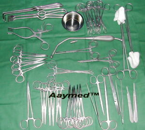 Basic Surgical Instruments Set Medical Surgery Instruments Prime Quality Ce Mark