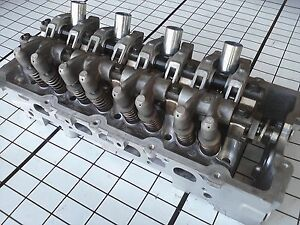 02 08 Mini Cooper S W11 R53 R52 Supercharged Cylinder Head Remanufactured Reman