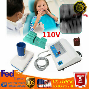 Dental X Ray Mobile Film Imaging Machine Digital Low Dose System Blx 5 Portable