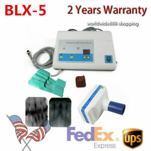Dental X Ray Mobile Film Imaging Machine Blx 5 Digital Portable Low Dose System