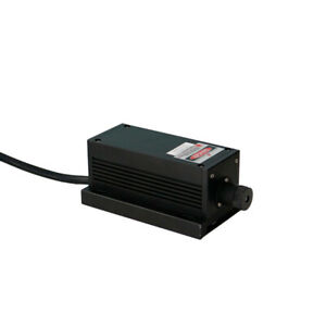 High Power 355nm Uv Pulse Laser Power Laser Module 20mw Can Couple Fiber Output