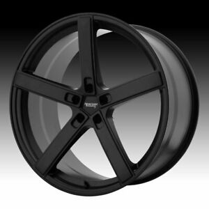 American Racing Ar920 Blockhead Black 22x9 5x115 20mm Ar92022915720