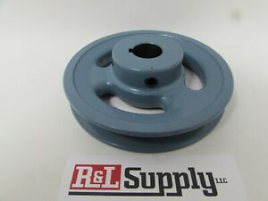 Fisher Western Salt Spreader Drive Pulley 3 4 Bore 4 5 O D 95796 95796 1