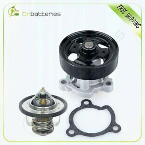 Water Pump Thermostat For Nissan Altima 2 5l 2002 2003 2004 2005 2006 2007 2016