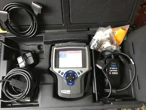 Genisys Spx Otc Vers 2 0 Automotive Diagnostic System Scanner With Accessories