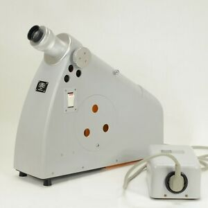 Zeiss Research Polarimeter With Sodium Lamp Flow Cell 0 05 Resolution
