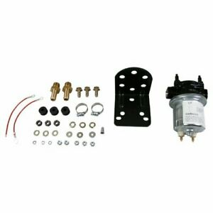 Airtex E84600 Universal Electric Fuel Pump Leading Edge Inlet Design Worry Free