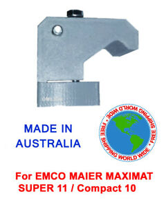 Emco Maximat Super 11 Original Style Lathe Bed Carriage Stop 3d Printed