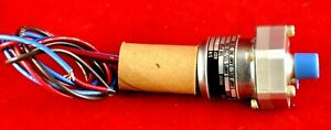 Itt Neo dyn Pressure Switch P n 115p1c3 Spdt on Or Off At 10 Psig 5 Amp 98097